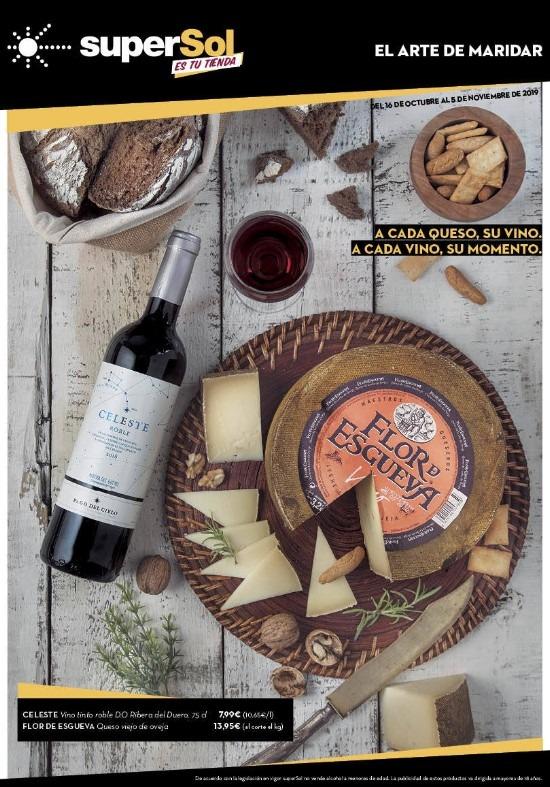 a cada queso su vino