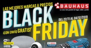 bauhaus black friday