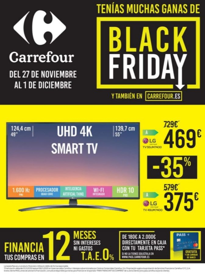 carrefour black friday