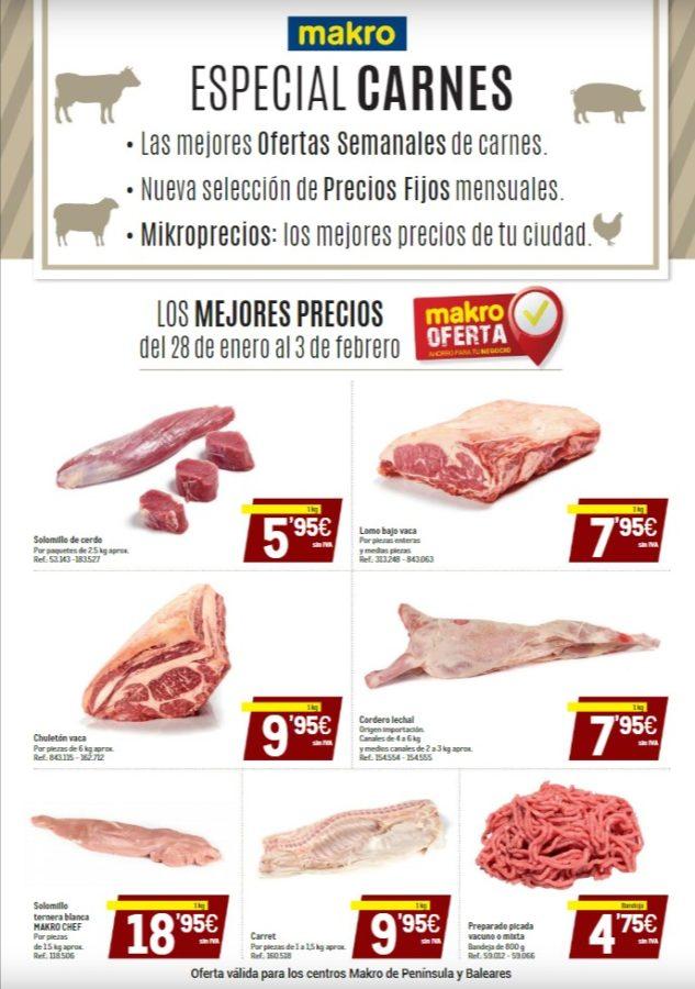 especial carnes