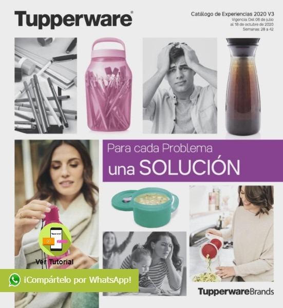 una solución tupperware