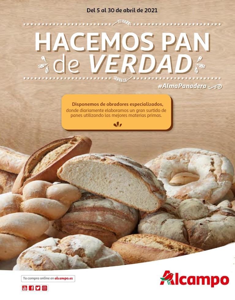 Hacemos pan de verdad